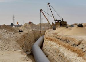 المناطق والمحافظات التي ستتأثر بوقف ضخ مياه الديسي