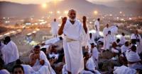 مليون و 486 ألف حاج يصلون مكة المكرمة