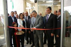 وزير العمل يرعى احتفال افتتاح مكتب ضمان مادبا