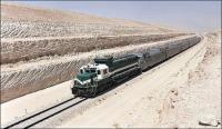 """انتهاء مراحل دراسة مشروع سكة حديد """"العقبة - السعودية - سوريا - العراق"""""""