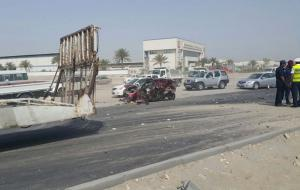 وفاة 3 أردنيين من عائلتين  بحادثين في السعودية والفاصل بينهم ساعة
