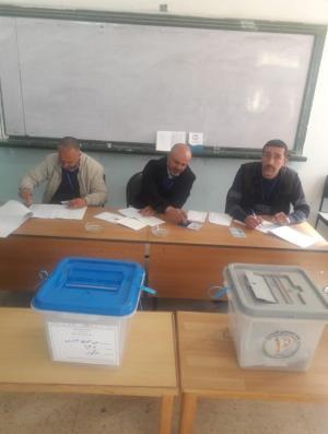 بدء الاقتراع في انتخابات نقابة المعلمين - تحديث