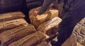 شحنة مخدرات ضخمة في سفارة روسيا بالأرجنتين