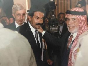 سعادة الشيخ بسام الزبن عضوا بلامركزية محافظة العاصمة