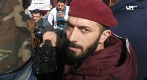 حرق إطارات للمطالبة بالإفراج عن الغرايبة المعتقل في سوريا