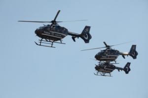 وقف العمل بطائرات السير العامودية للمراقبة