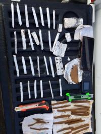 القبض على 11 شخصا بقضايا مخدرات (صور)