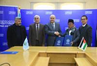 """اتفاقية تعاون بين """"الزرقاء"""" ومعهد الميزان للتربية الحديثة"""