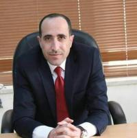 تهنئة للدكتور خالد ابو ريشه بمناسبة الترقية
