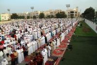 الاوقاف: صلاة العيد الساعة 6:30 صباحاً ( اسماء الخطباء)