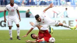 منتخب النشامى يودع كأس آسيا