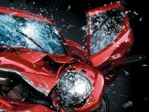 وفاة رجلي امن بحادث تصادم في الجفر