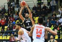 المنتخب الوطني لكرة السلة يخسر امام نظيره اللبناني