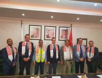 """Orange"" الأردن مزوّد خدمات الاتصالات الحصري لشركة العقبة"