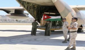 20 طنا من المساعدات الأردنية تصل بيروت اليوم