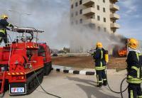 بدل خدمات إطفاء على المنشآت المخالفة لشروط السلامة