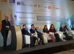Orange راعي الاتصالات الحصري للمؤتمر الإقليمي حول السياحة