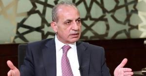 المصري: تبرع بنك تنمية المدن والقرى ليس من اموال الخزينة
