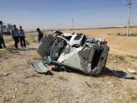 9 إصابات بحادثين في المفرق والطفيلة