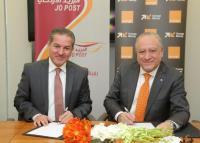 """Orange Money"" توقع اتفاقية استراتيجية مع البريد الأردني"