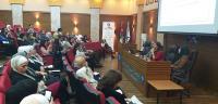 """محاضرة """"طبية تجميلية"""" في جامعة عمان الأهلية"""