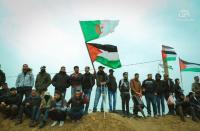 """#غزة_تحت_القصف يتصدر """" تويتر الأردن """""""