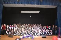 مدارس ميار تكرم طالباتها المتفوقات (صور)