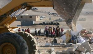 الاحتلال يهدم قرية العراقيب للمرة الـ 125