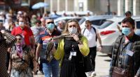 298 إصابة بكورونا و5 وفيات في فلسطين