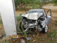 وفاة و4 إصابات بتدهور مركبة على طريق البحر الميت (صور)