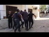 هكذا أعدم الإحتلال شابا أمام منزله بدم بارد (فيديو)