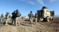الجيش الأمريكي يدفع بتعزيزات على الحدود العراقية السورية