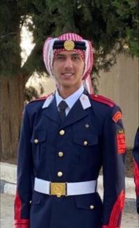 تهنئة للطالب سياج الطراونة بمناسبة تخرجه من جامعة مؤتة