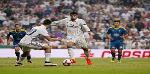 ريال مدريد ينفرد بالصدارة بعد فوز شاق على سيلتا فيغو