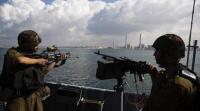 إصابة صيادين اثنين برصاص الإحتلال قبالة بحر غزة