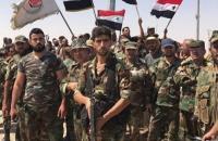 الجيش السوري يعلن تطهير الجنوب من داعش