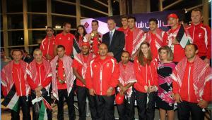 اللجنة الاولمبية ..  حصتها وفيرة في الفوز بالذهبية