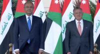 الملك يستقبل الرئيس العراقي في عمان