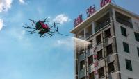 ابتكار أول عربة جوية ذاتية القيادة لإطفاء حرائق المباني