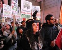 المئات يتظاهرون في نيويورك تضامنا مع غزة (صور)