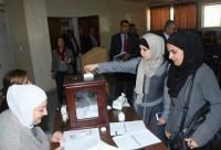 """النتائج الرسمية لانتخابات طلبة """" الأردنية """" أسماء"""""""