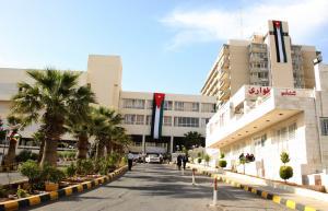ممرضو مستشفى الجامعة الأردنية يتوقفون عن العمل الثلاثاء