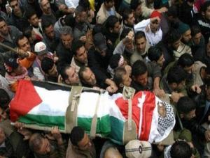استشهاد فلسطيني برصاص الاحتلال في الضفة