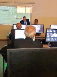 """ورشة حول إعداد الاختبارات الالكترونية في """"عمان العربية"""""""
