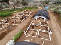 بلدة ضخمة غربي القدس عمرها 9 آلاف عام (صور)