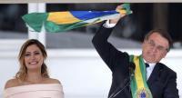 اصابة رئيس البرازيل بفيروس كورونا