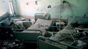 قصف أكبر مستشفى في شرقي حلب بالبراميل المتفجرة