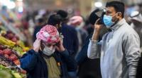 العراق يسجل 102 وفاة و2312 إصابة بيوم واحد