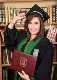 هبه الشبار ألف مبروك التخرج