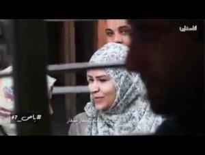"""باص """" عمان - القدس """" يصول بعمان والزرقاء (فيديو)"""